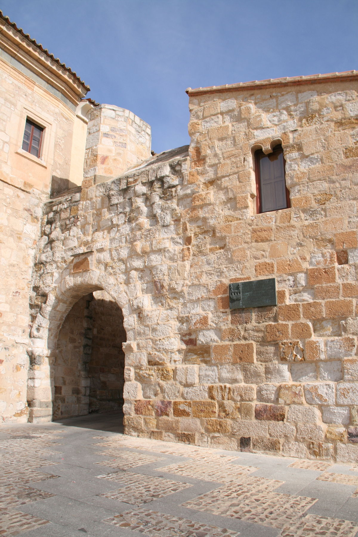 Puerta de olivares wikipedia la enciclopedia libre for Puerta zamora salamanca