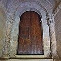 Puerta de las Vírgenes. Monasterio de Santo Domingo de Silos.jpg