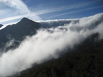 Os Ancares - Mountain range that separates Ancares from Galicia