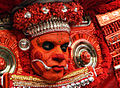 Puliyooru Kaali - Thamburatti Theyyam.JPG
