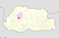 Punakha Toepaisa Gewog Bhutan location map.png