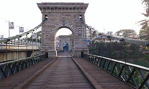 Punalur Suspension Bridge - Punalur Suspension Bridge