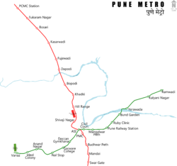 Pune metro route map.png