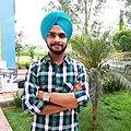 Punjabi Wikimedian Ramandeep Singh.jpg