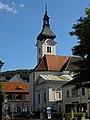 Purkersdorf - Pfarrkirche hl Jakob der Ältere.jpg