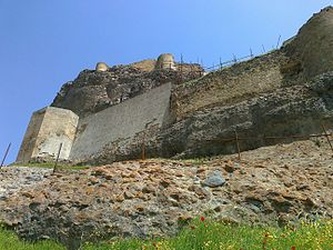 Ismail II - Picture of the Qahqaheh Castle.
