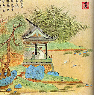 <i>Danqing</i> Form of traditional Chinese painting