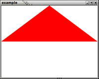 QtQuick red triangle example.png
