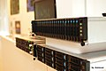 Quanta Computer cloud computing servers at COSCUP 20120819.jpg