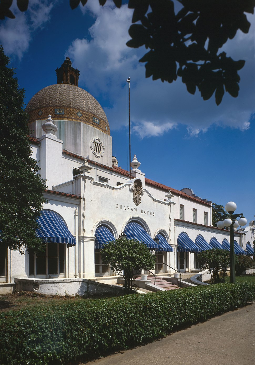 Quapaw Baths HABS 1984