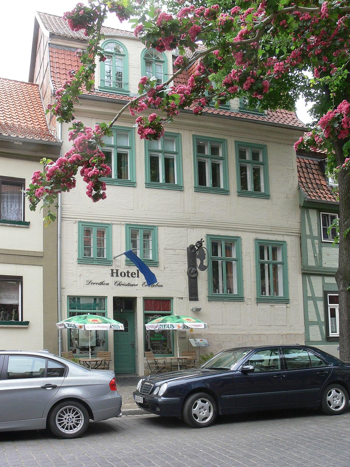 Hotel Garni Zum Rebstock Naumburg Ausstattung