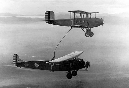 Question Mark endurance Flight 1929 - 1