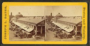 Joseph L. Bates - Quincy Market