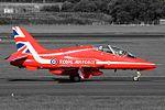 RAF Red Arrows at Prestwick Airport (29768584845).jpg