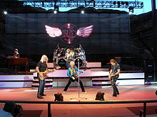 REO Speedwagon at Red Rocks July 2010.jpg