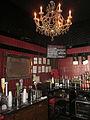 R Bar Chandelier Corner.JPG
