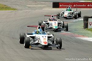 Formula Future Fiat - Last race of 2011 Season.