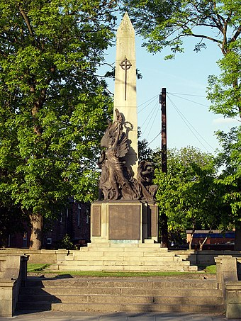 Radcliffe Cenotaph Radcliffe cenotaph.jpg