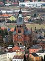 Radebeul Lutherkirche vom Bismarckturm.jpg