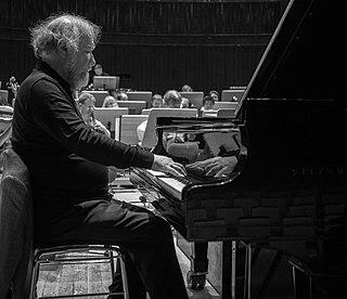 Radu Lupu Romanian pianist