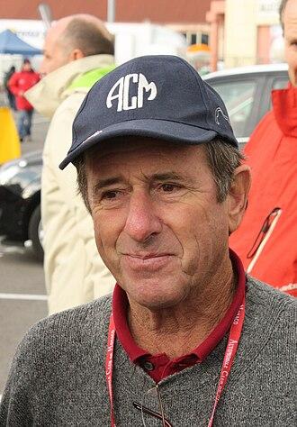Jean Ragnotti - Ragnotti at the 2011 Monte Carlo Rally