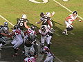 Raiders on offense at Atlanta at Oakland 11-2-08 13.JPG