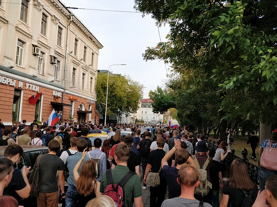 Rally against raising the retirement age (2018-09-09; Moscow) 32.jpg