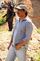 Ram Gopal Verma on set of Rakta Charitra- rgvzoomin.jpg