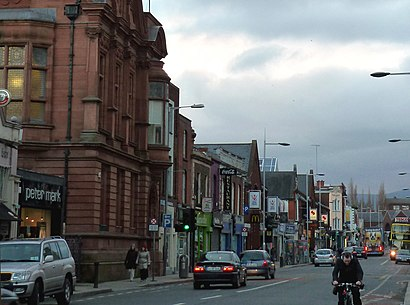 How to get to Rathmines with public transit - About the place