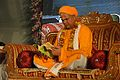 Ravi Shankar Sharma - Morning Prayers - Rawatpura Sarkar Ashram - Chitrakoot - Satna 2014-07-06 6997.JPG