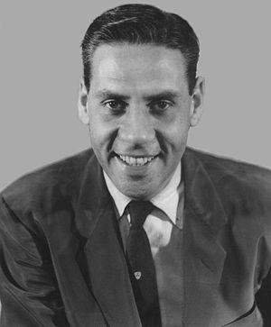 Ray Rayner - Rayner circa 1960.