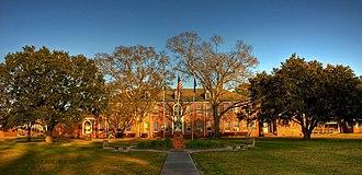 Rayne, Louisiana - Rayne High School