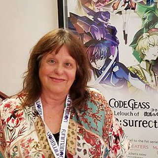 Rebecca Forstadt American voice actress