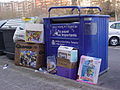 Recycling in Cerdanyola del Vallès 2004.JPG