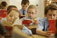 Red House School English class.jpg