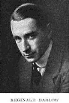 Reginald Barlow Actor (1866-1943)