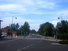 Regional road 757 in Kälviä.jpg