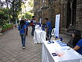 Registration counters of WCI2011.jpg