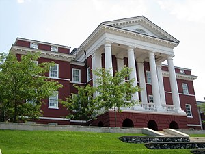 Omicron Delta Kappa - Reid Hall, the birthplace of The Circle