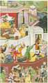 Rejoicing at birth of Prince Salim (Jahangir).jpg
