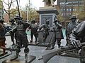 Rembrandtplein, Amsterdam, The Nightwatch, 20150425b.jpg