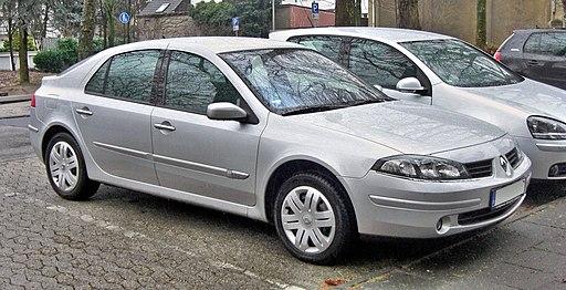 Renault Laguna front