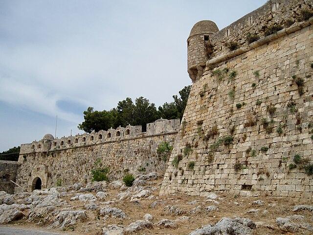Fortezza von Rethymno