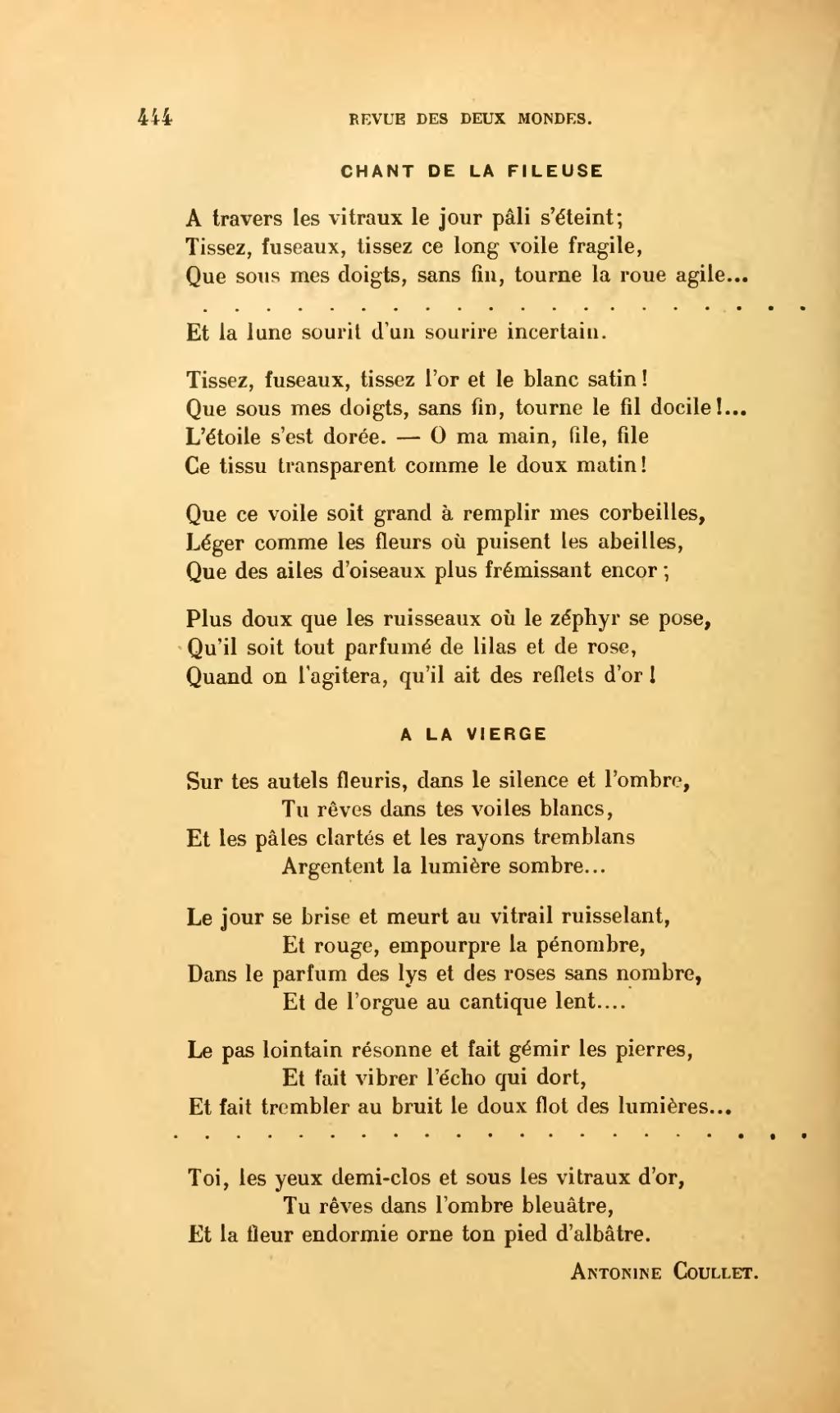 Page Revue Des Deux Mondes 1904 Tome 22 Djvu 450 Wikisource