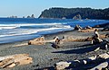 Rialto Beach, Washington coast. Olympic National Park.jpg