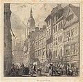 Richard Parkes Bonington, Rue du gros-horloge, Rouen, 1824, NGA 32754.jpg