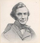 Ernst Rietschel, gestochen von Julius Thaeter (Quelle: Wikimedia)