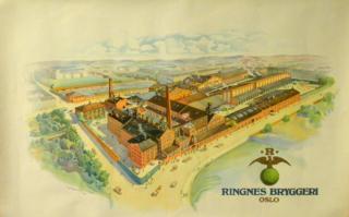Ringnes brewery