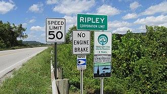 Ripley, Ohio - Image: Ripley OH1