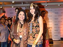 Ritu kumar with anushka sharma store launch.jpg